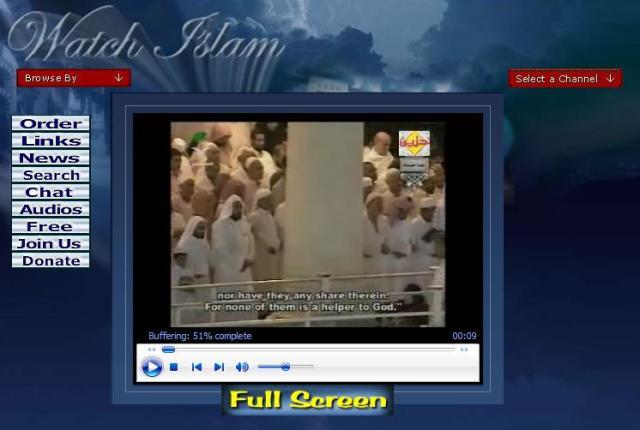 WACTCH ISLAM